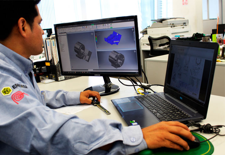 Ingeniería – Software de Diseño 3D