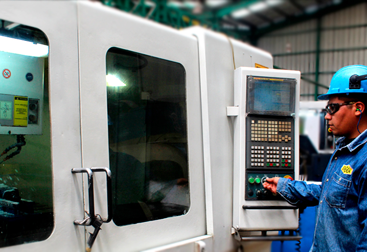 Centros de Mecanizado CNC