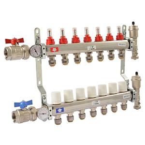 Sistema PEX-AL-PEX para Calefacción