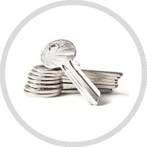 llaves domiciliarias