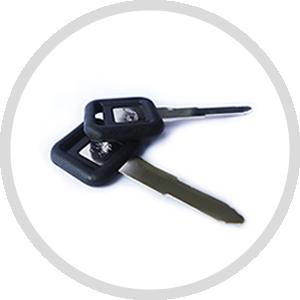 llave para auto