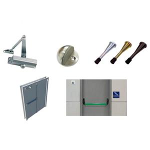 cerradura y accesorios